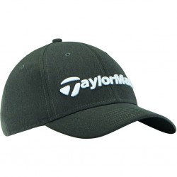 Gorra de golf TaylorMade gris carbón performance seeker ajustable talla única