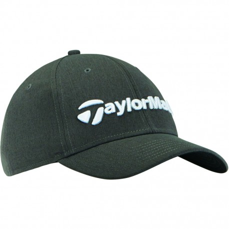 Gorra de golf TaylorMade gris carbón performance seeker ajustable talla única