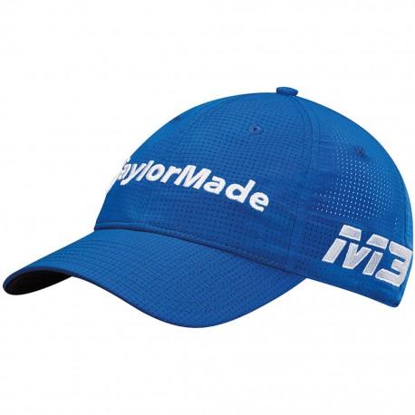 Gorra de golf TaylorMade Azul lite tech tour ajustable talla única