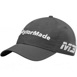 Gorra de golf TaylorMade gris lite tech tour ajustable talla única