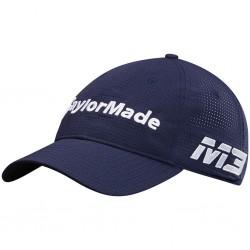 Gorra de golf TaylorMade azul navy lite tech tour ajustable talla única