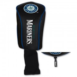 Palos de golf cobertor Madera X Mariners Headcover Negro protector palos de golf