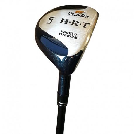 Madera de golf Golden Bear 5W Stiff 19° Jack Nicklaus H.R.T Hombre