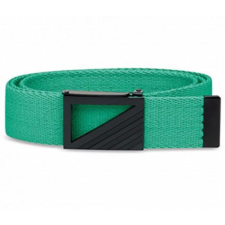 Cinturón de golf Adidas Ajustable hasta 42 verde Webbing tipo cincha o reata