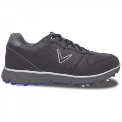 Zapatos de golf Callaway 8.5M-41 Chev TR Negros Hombre con spikes
