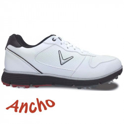 Zapatos de golf Callaway 10W Chev TR Blancos Hombre con spikes