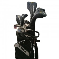 Palos de golf set completo Golden Bear Jack Nicklaus Limit Dimension 5.0 RH Hombre Regular