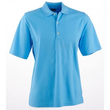 Camiseta de golf Greg Norman XL Tetra Extra Grande Azul Starboard Protek Micro Pique hombre Polo