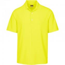 Camiseta Greg Norman M Mediana Amarilla Citron Protek Micro Pique hombre Polo