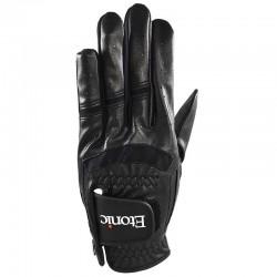 Guante Etonic 2XL Doble Extra Grande Negro Stabilizer F1T Sport Cabretta y sintético