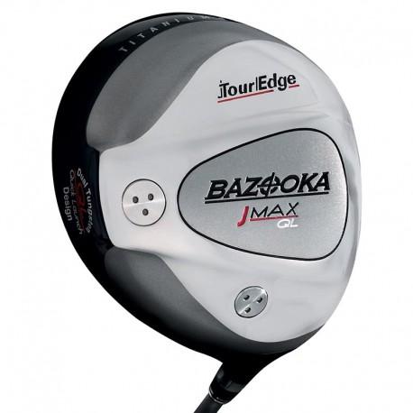 Palos de golf Driver de golf Tour Edge 9° Regular Bazooka JMax QL Aldila