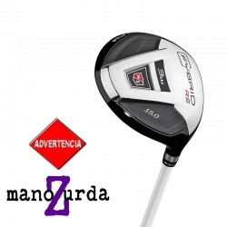 Madera de golf Wilson Staff ZURDO 5W 18° Regular Fybrid RS RH