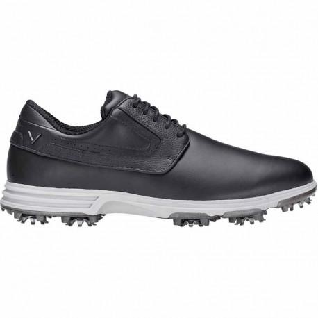 Zapatos de golf Callaway 8M LaGrange 2.0 Negros con spikes en golfco