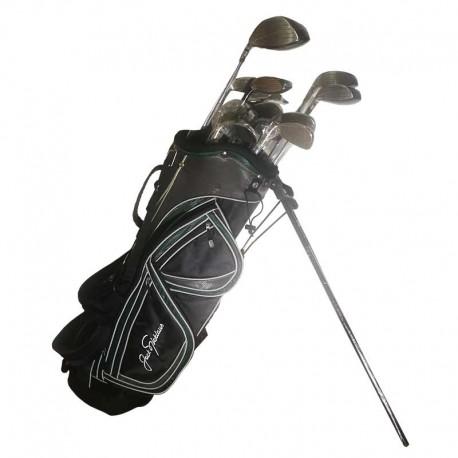 Palos de golf Set Completo Jack Nicklaus Tour Grafito Uniflex Hombre