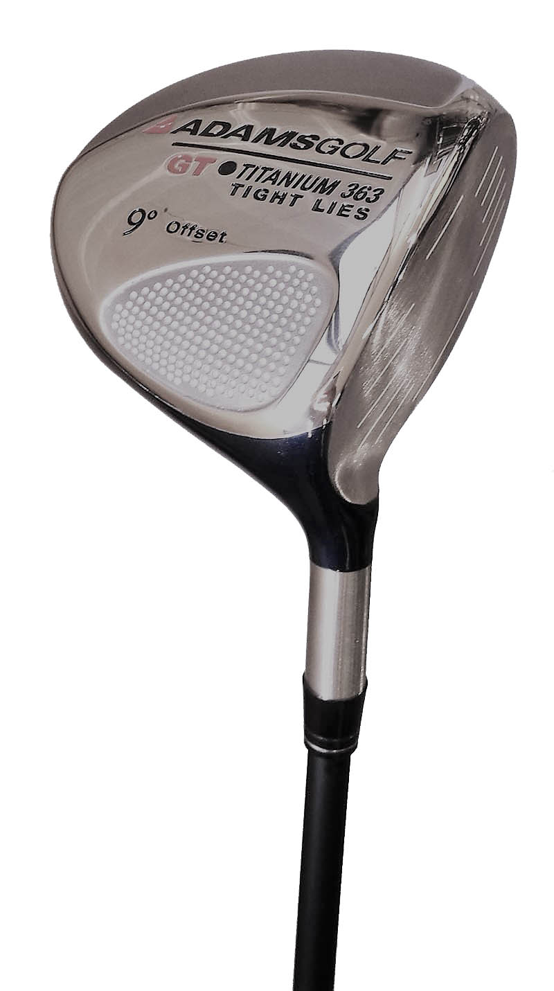 Driver de golf Adams TL GT 363 palos de golf 01
