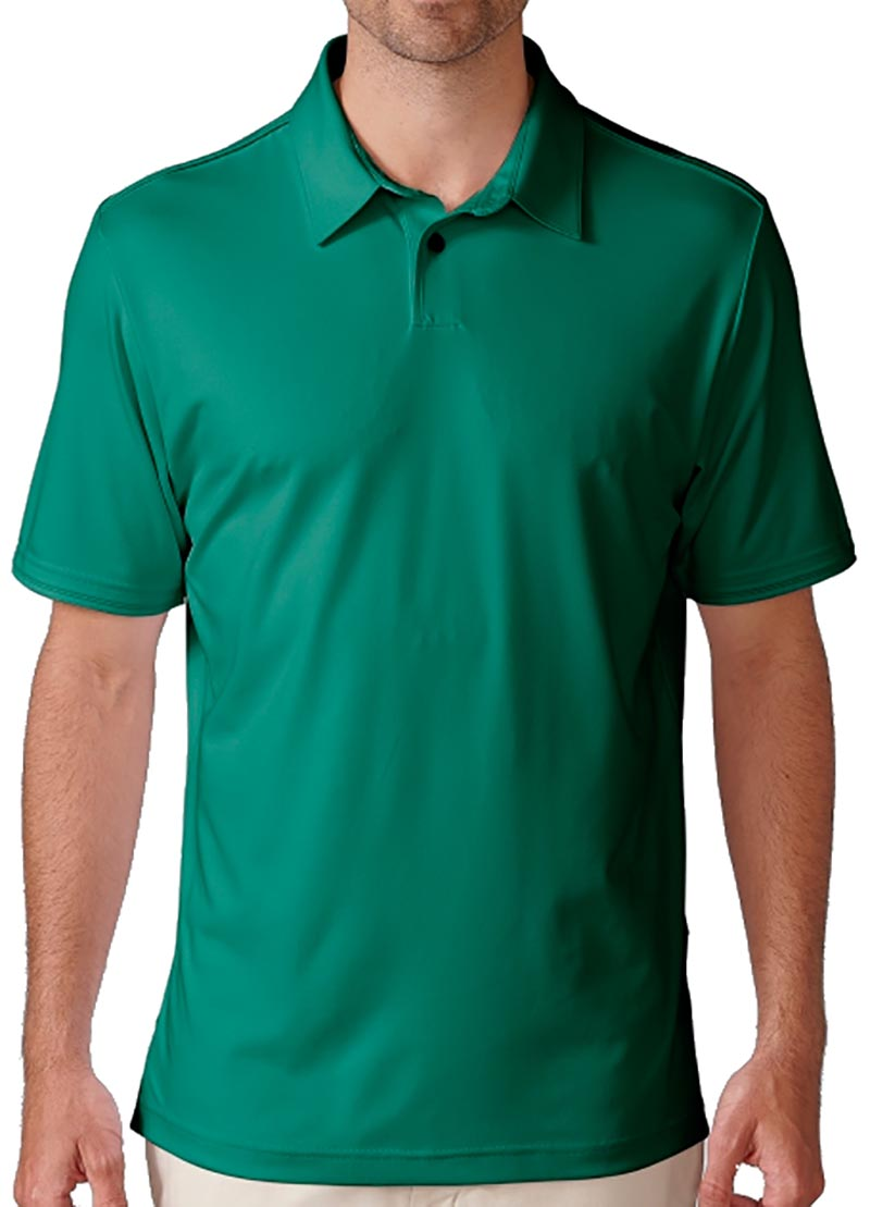 Camiseta de golf ashworth verde sea green solida