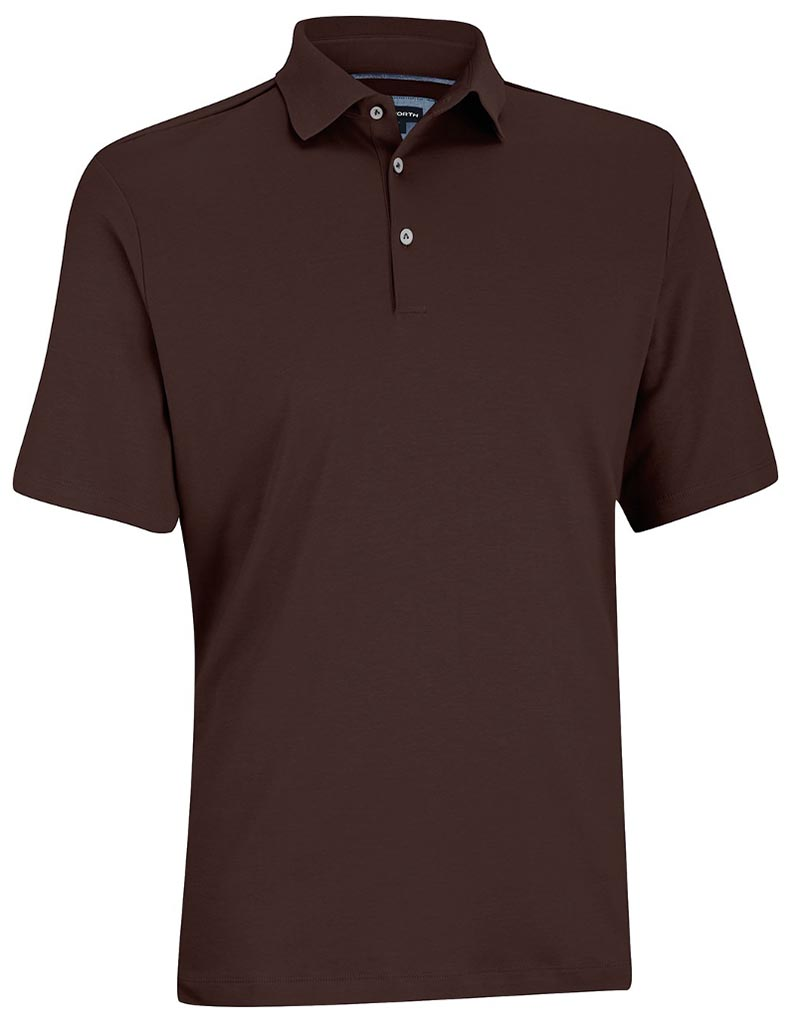 Camiseta de golf ashworth cafe java primatec