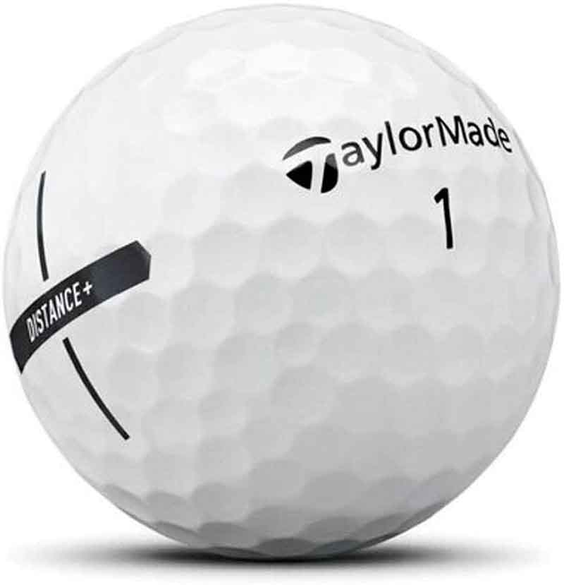 Bolas de golf TaylorMade Distance Plus en golfco 01