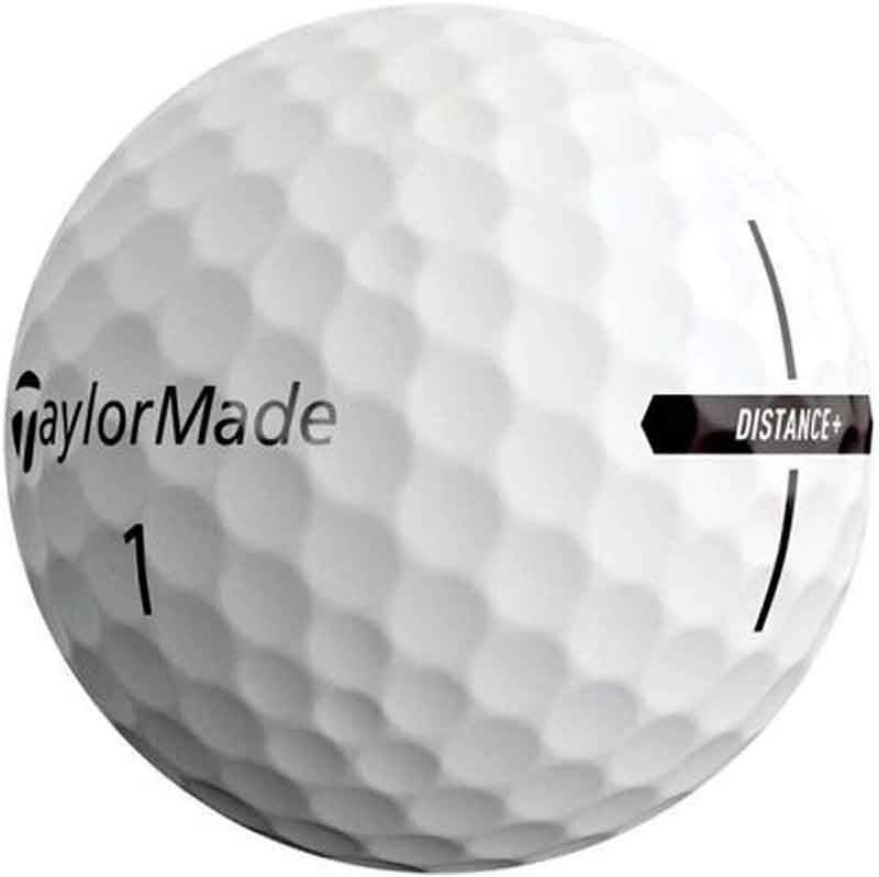 Bolas de golf TaylorMade Distance Plus en golfco 03
