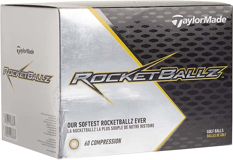 Bolas de golf Taylormade RocketBallZ Pelotas de golf 05