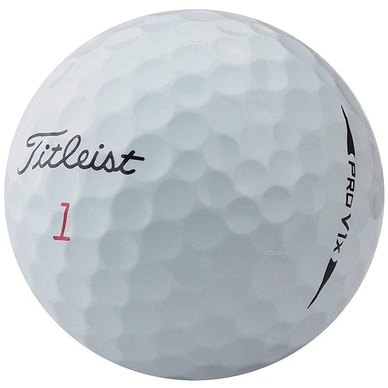 Bolas de golf titleist Pro V1x tienda de golf golfco 01