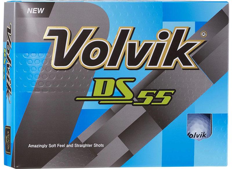 Bolas de golf Volvik DS55 Blanca 01