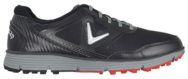 Zapatos de golf Callaway Balboa Vent en golfco negros 01