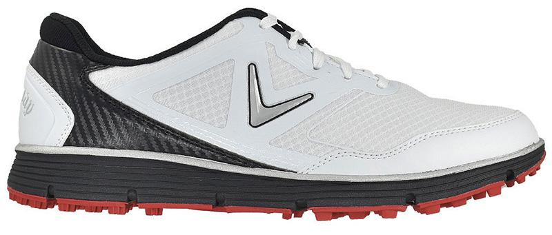 Zapatos de golf Callaway Balboa vent Blancos 01