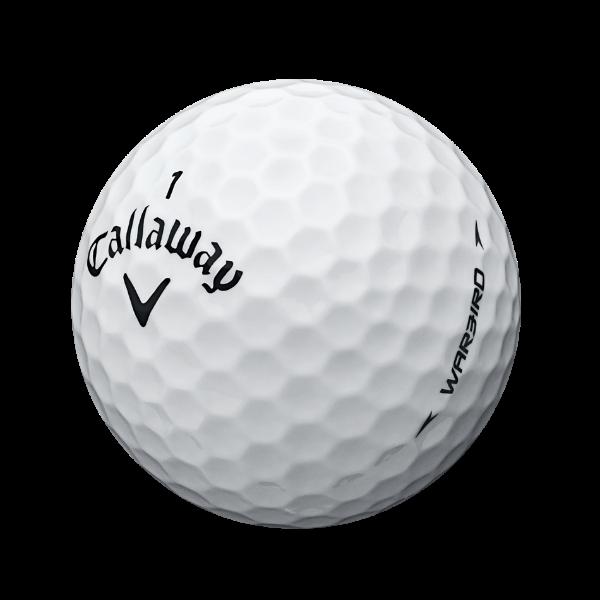 Tienda de golf bolas callaway warbird 01