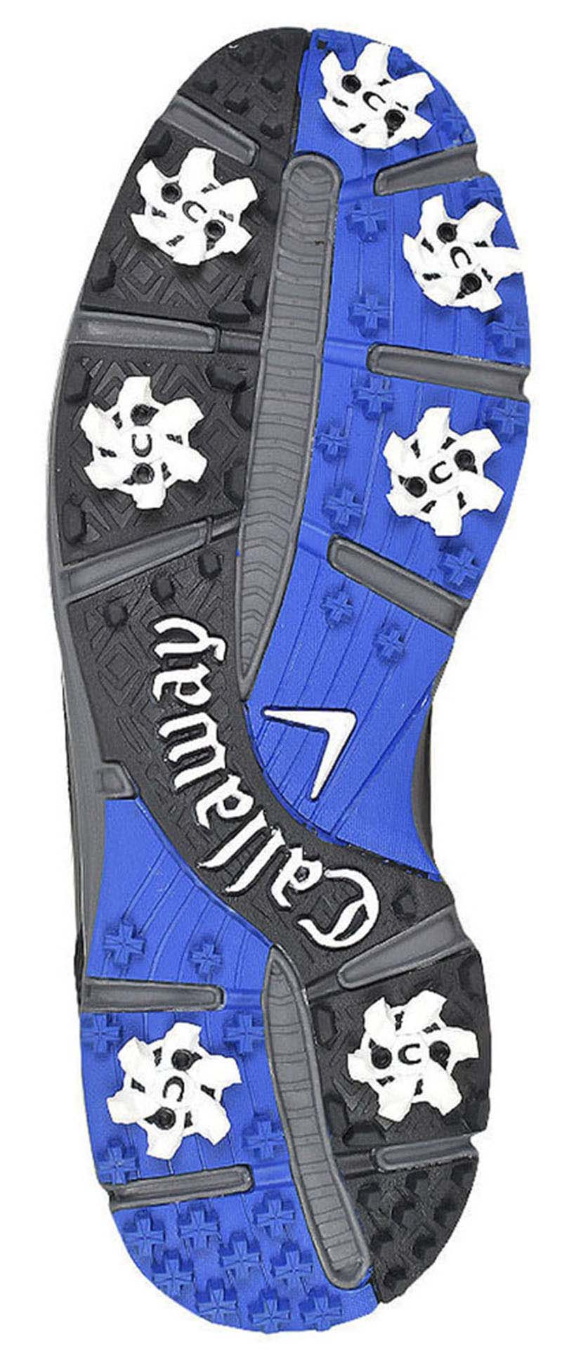 Zapatos de golf Callaway Chev TR negros 01
