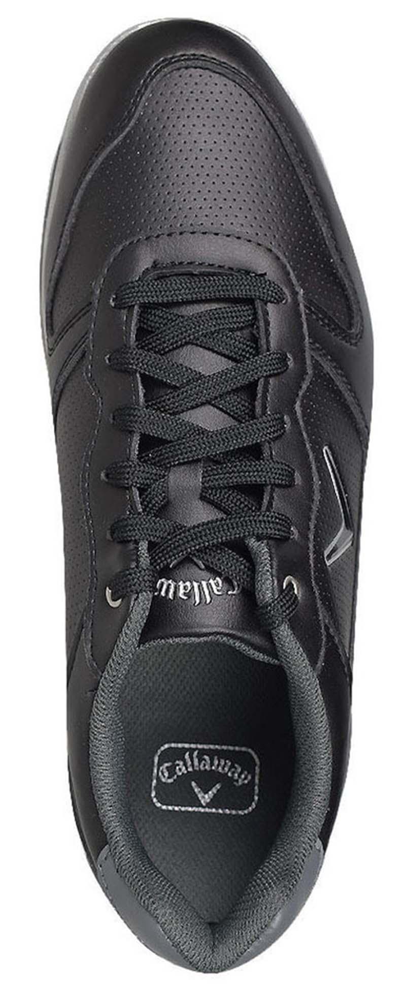 Zapatos de golf Callaway Chev TR negros 02