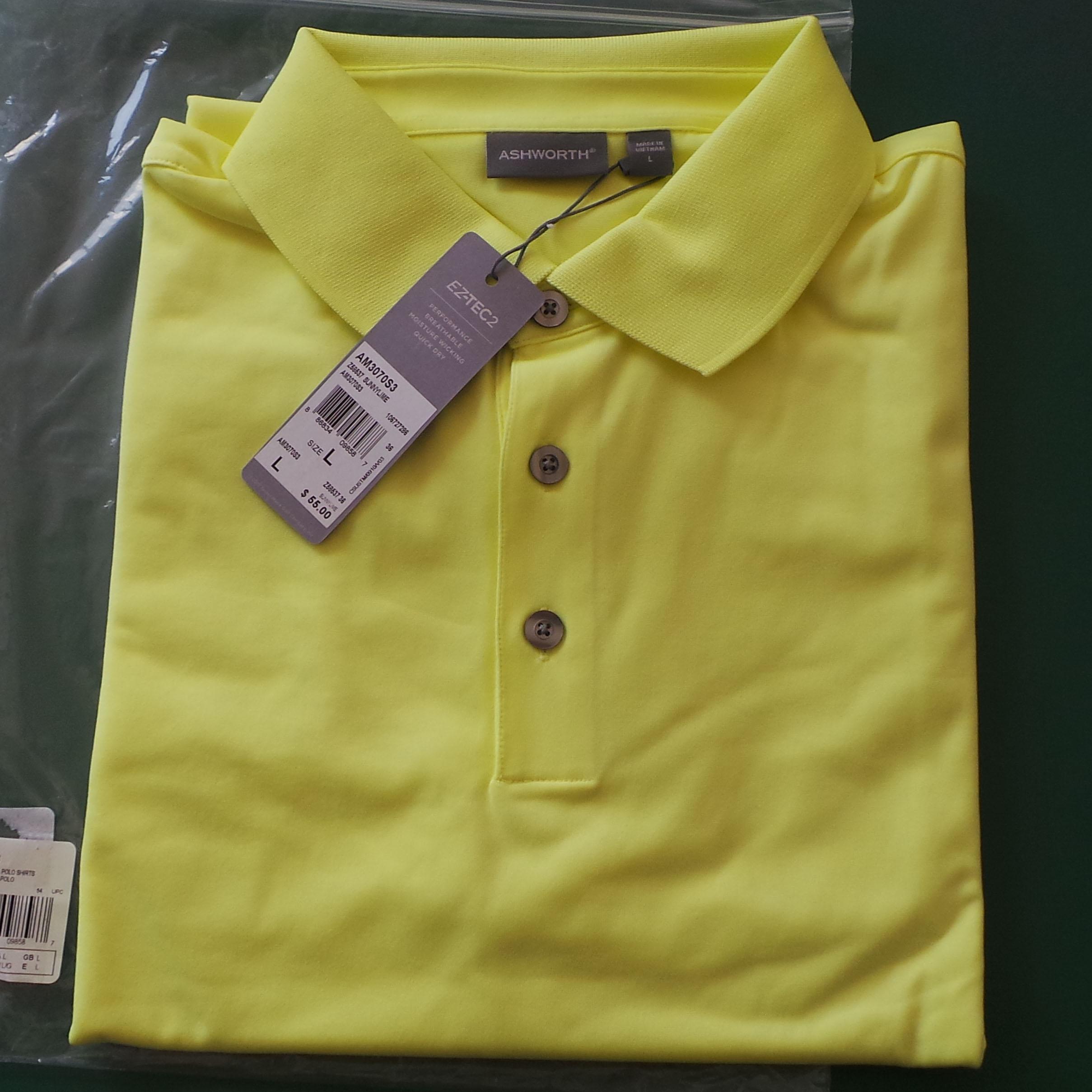 Camiseta de golf Ashwort tienda de golf 01
