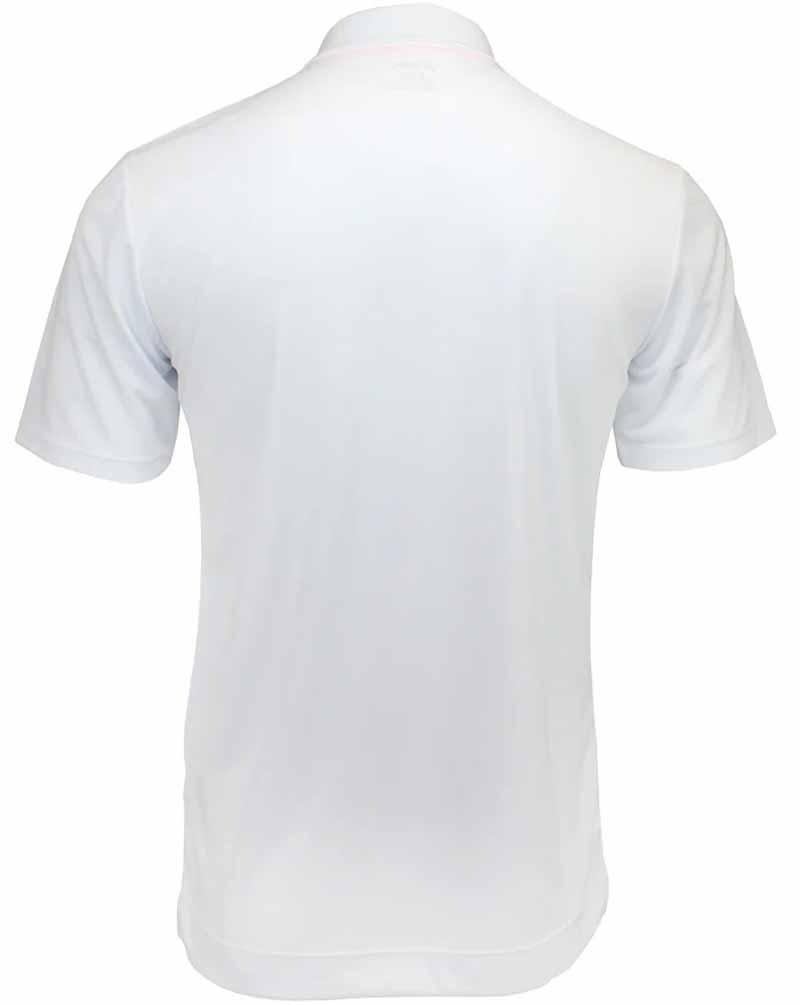 Camiseta de golf asics blanca Performance 02