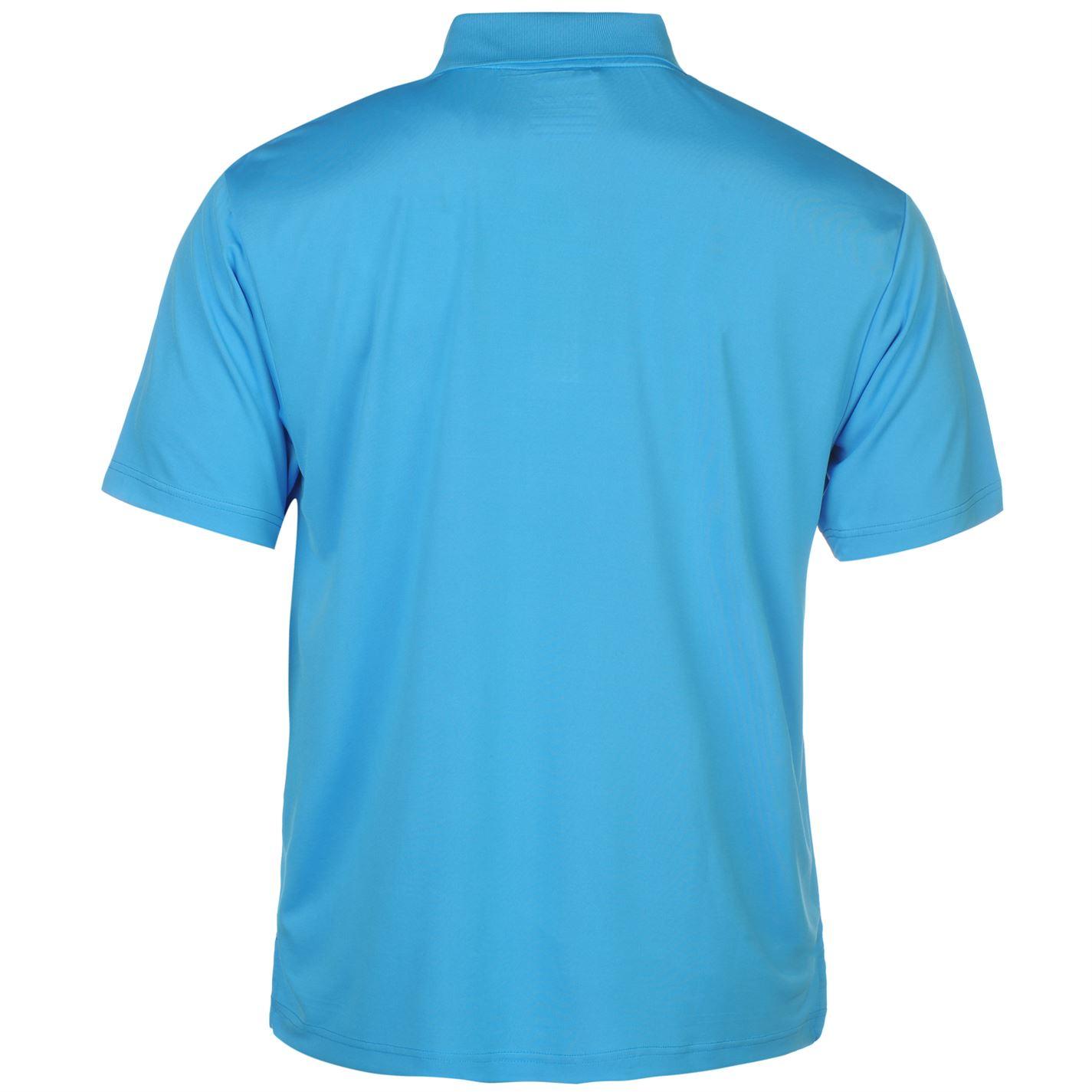 Camiseta Dunlop asul aqua