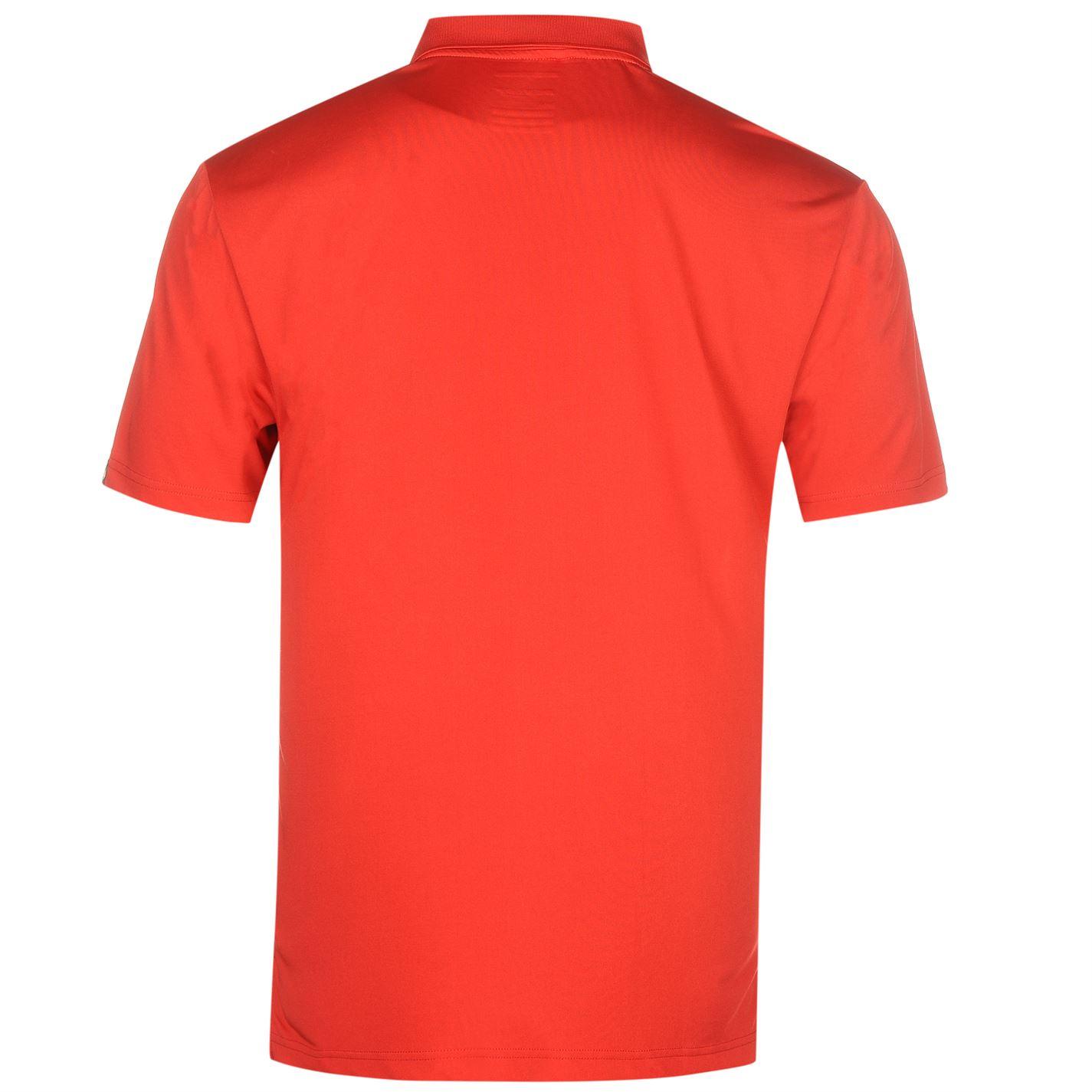Camiseta Dunlop Rojo Atras