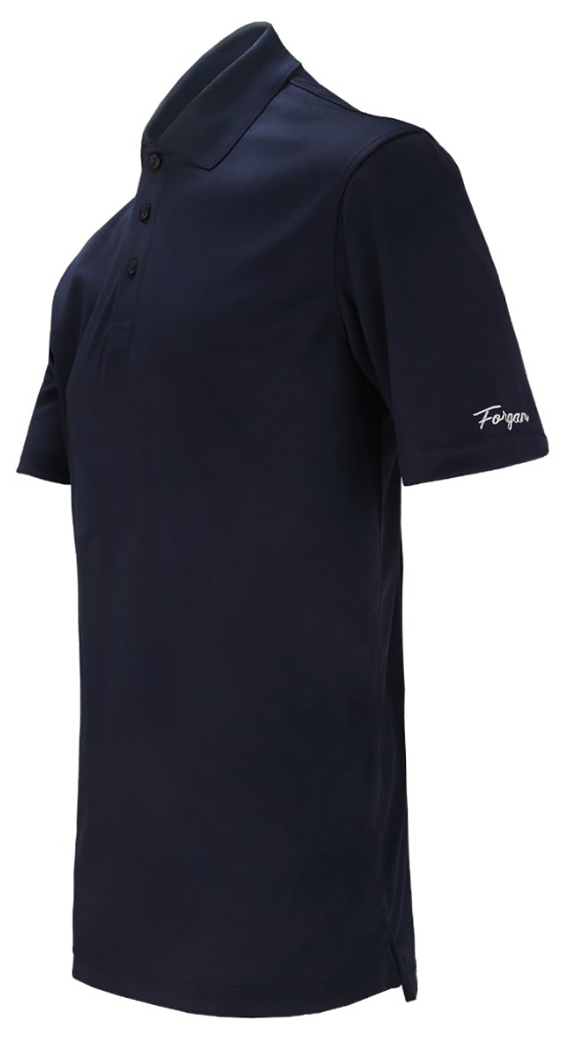 Camiseta de golf Forman azul 01