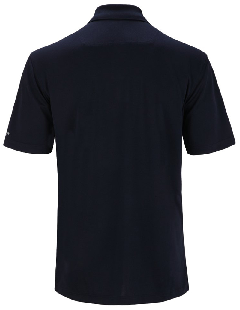 Camiseta de golf Forgan azul 02