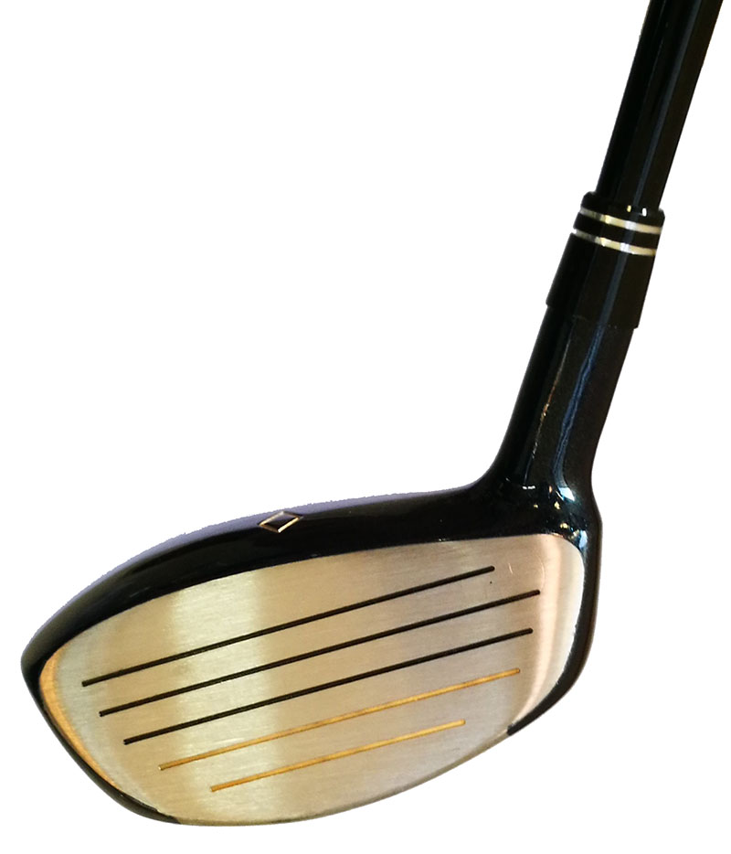 Madera de golf golden bear jack nicklaus HRT 02