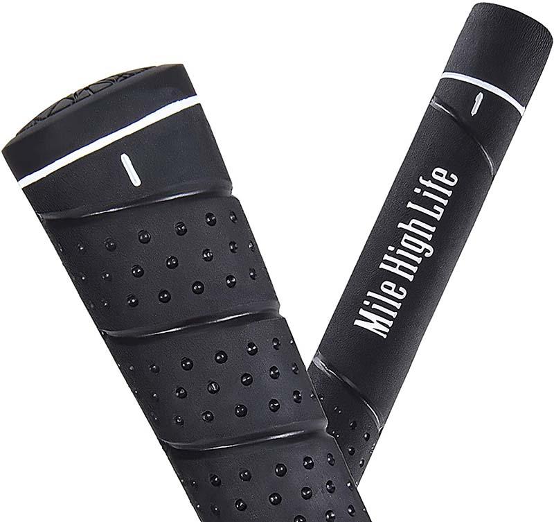 Grip palos de golf MHL negro dama 01