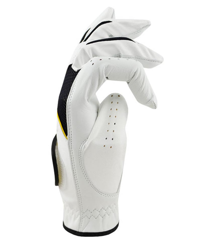 Guante de golf Srixon Tour Yellow hi-brid 03