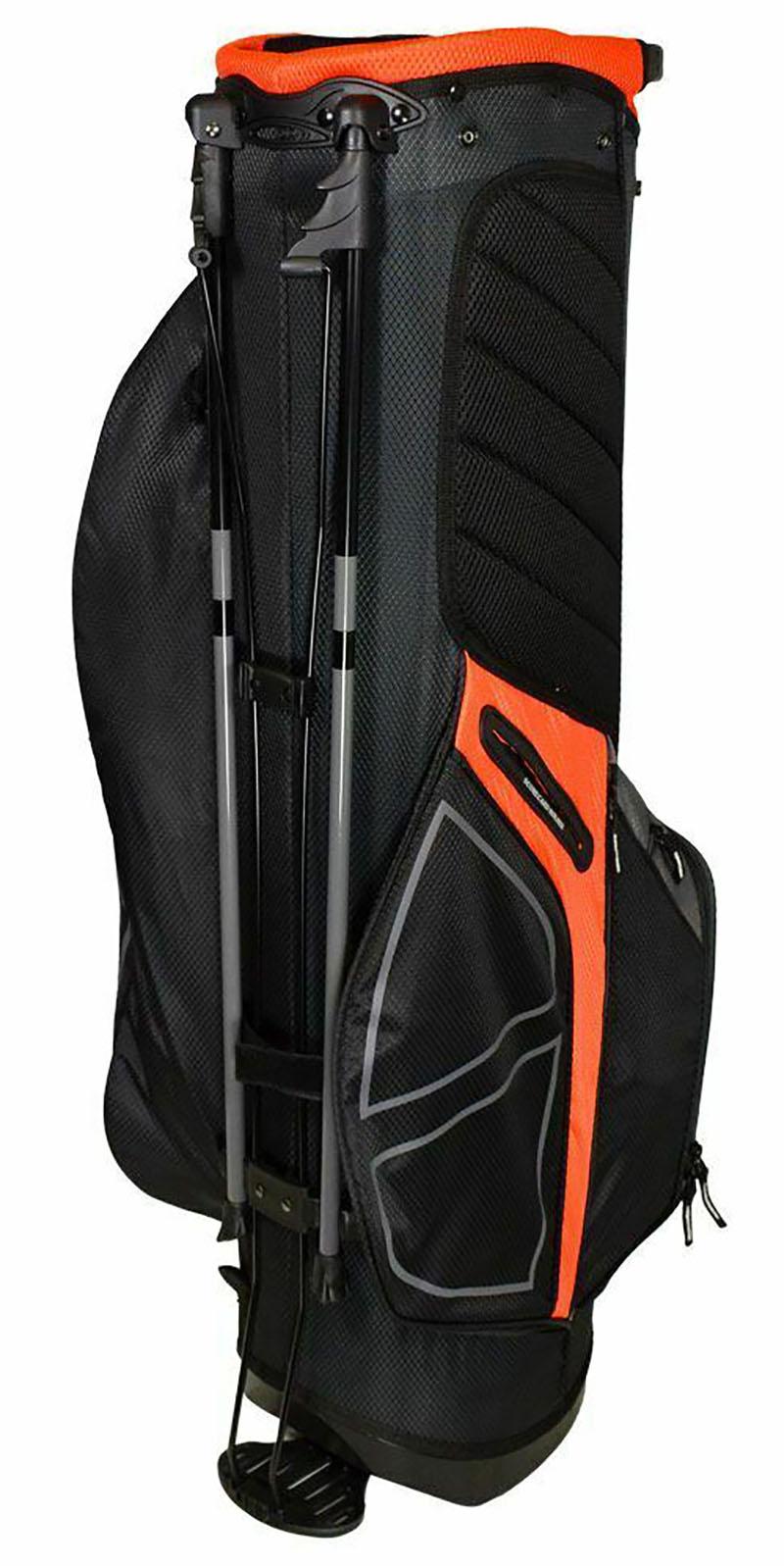 Talega de golf Hot Z Sport Naranja 02