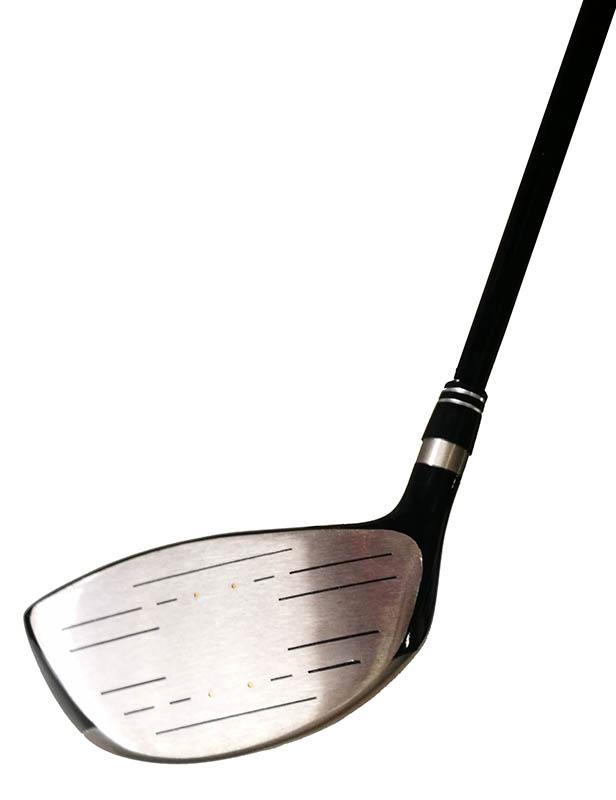 Palos de golf, driver KZG RBR 325 02