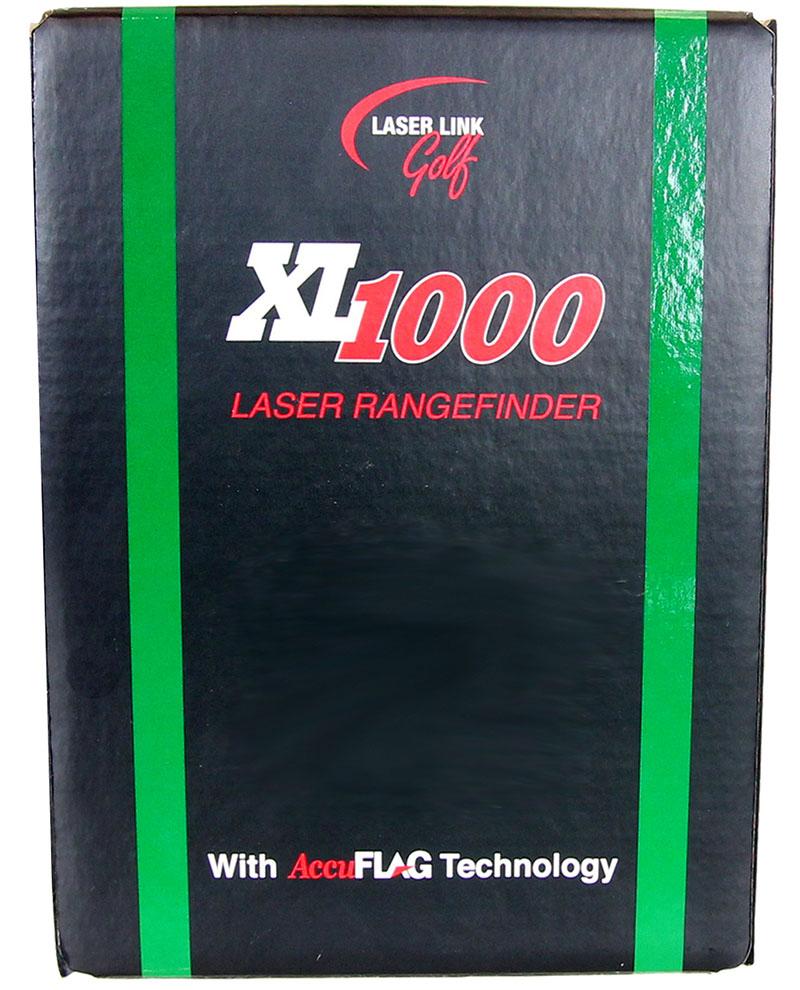 Medidor laser de golf rangefinger laser link XL1000 04