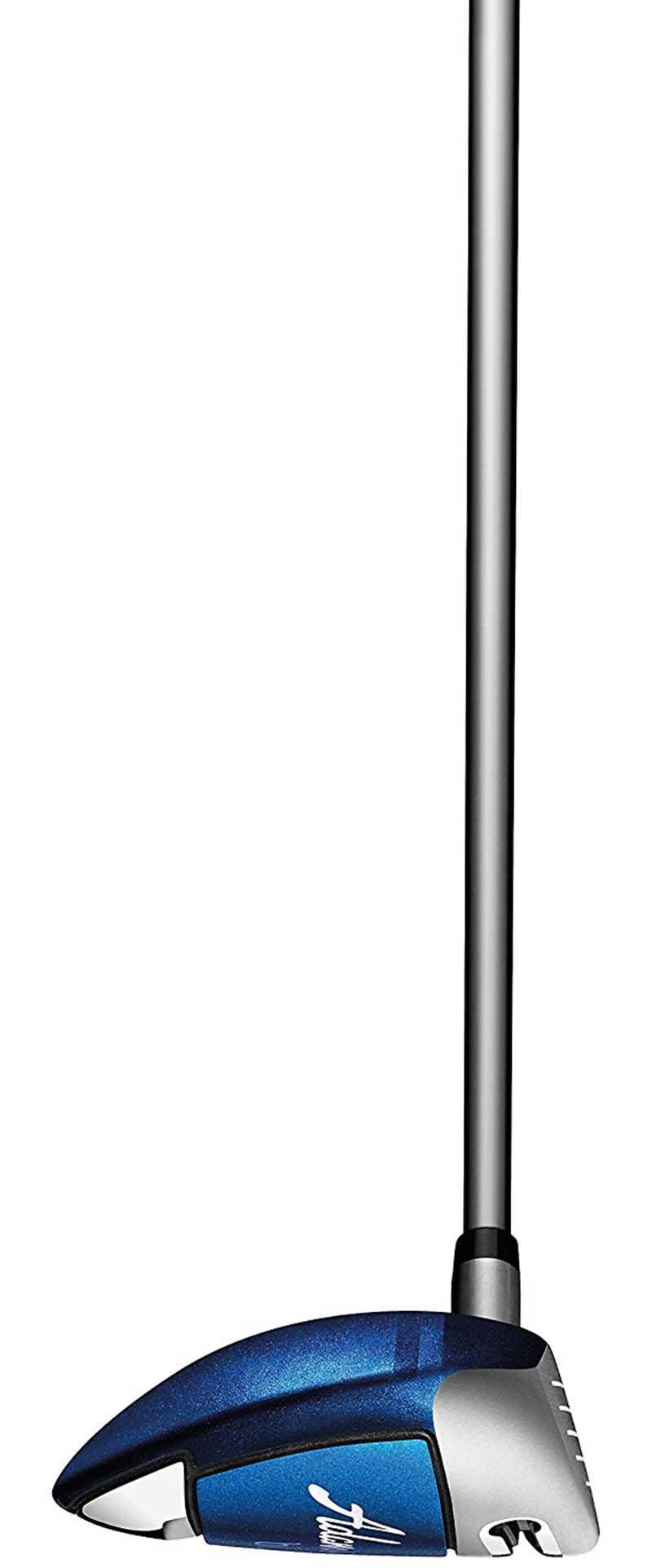 Madera de golf Adams Blue palos de golf 01