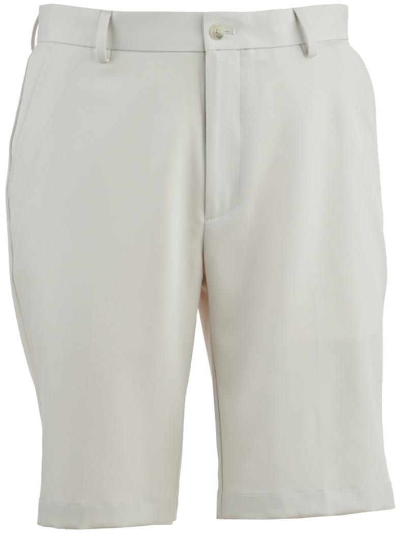 Pantalón de golf corto Greg Norman Classic flat 02