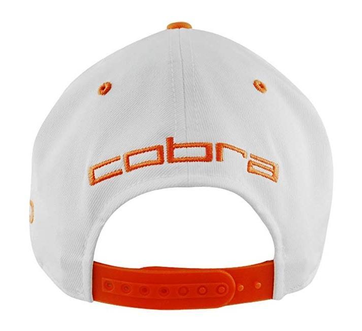 Gorra de golf Puma Cat Pach 110 naranja