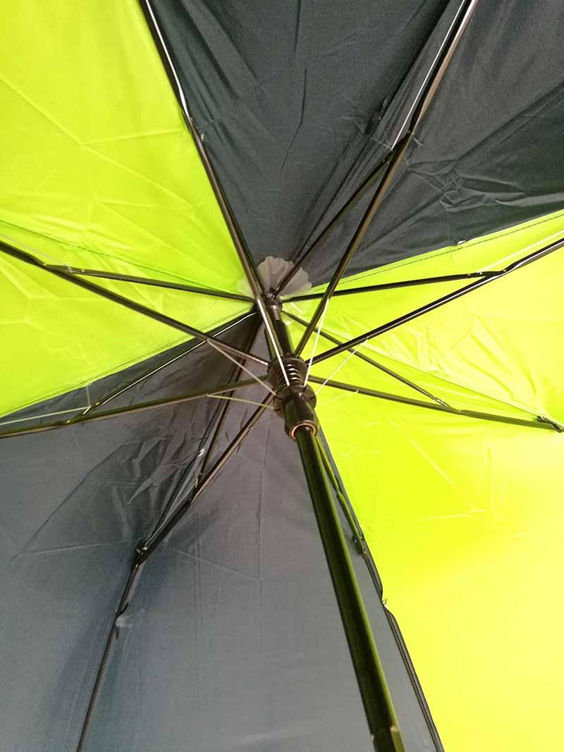Sombrilla de golf Nautica verde 60 03