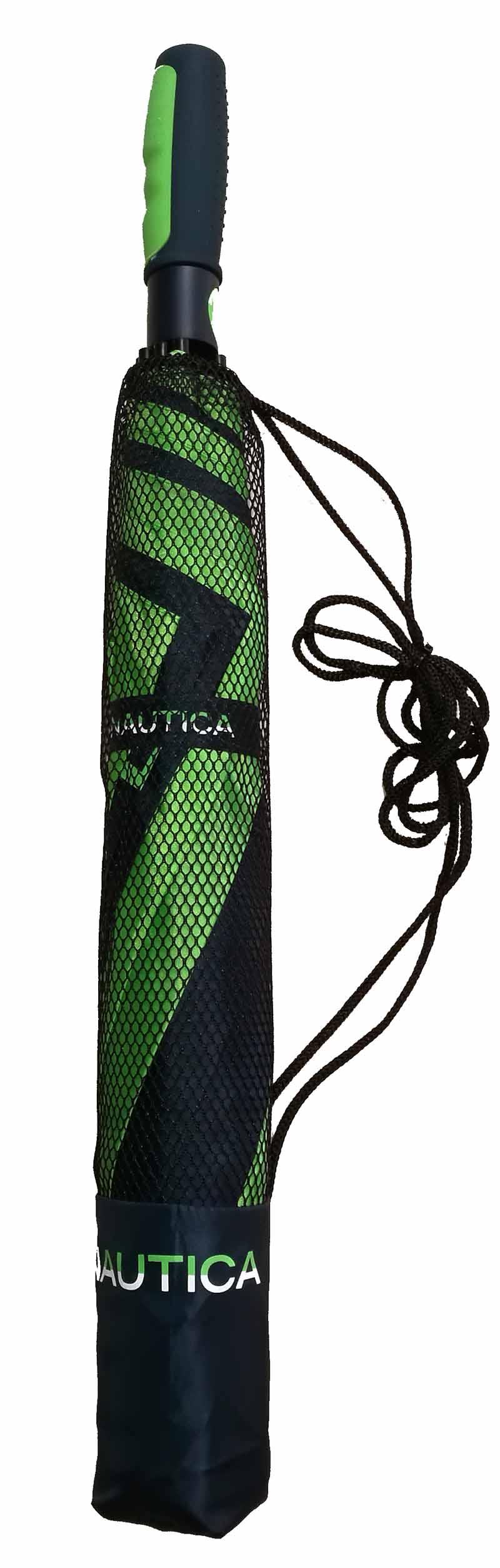 Sombrilla de golf Nautica verde 60 02