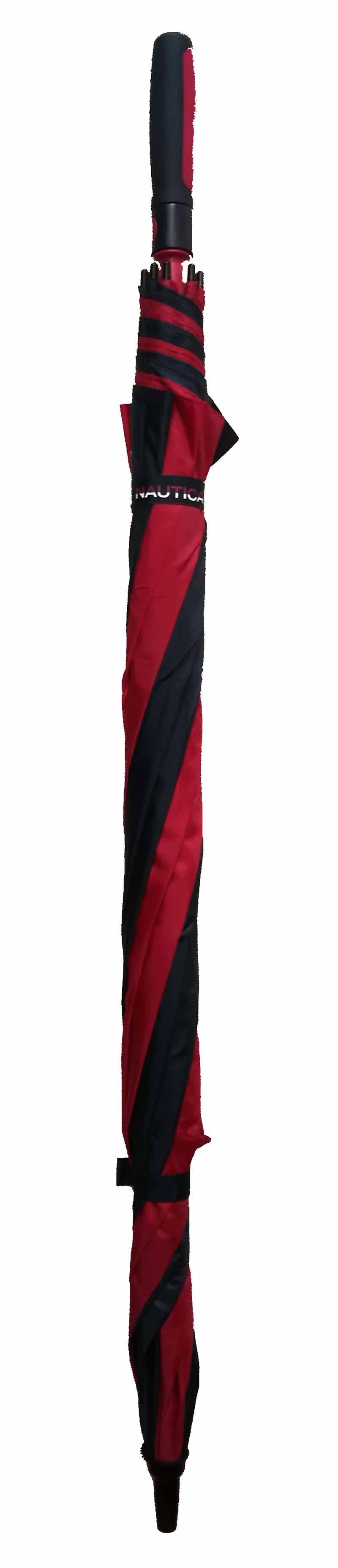 Sombrilla de golf Nautica roja 68 02