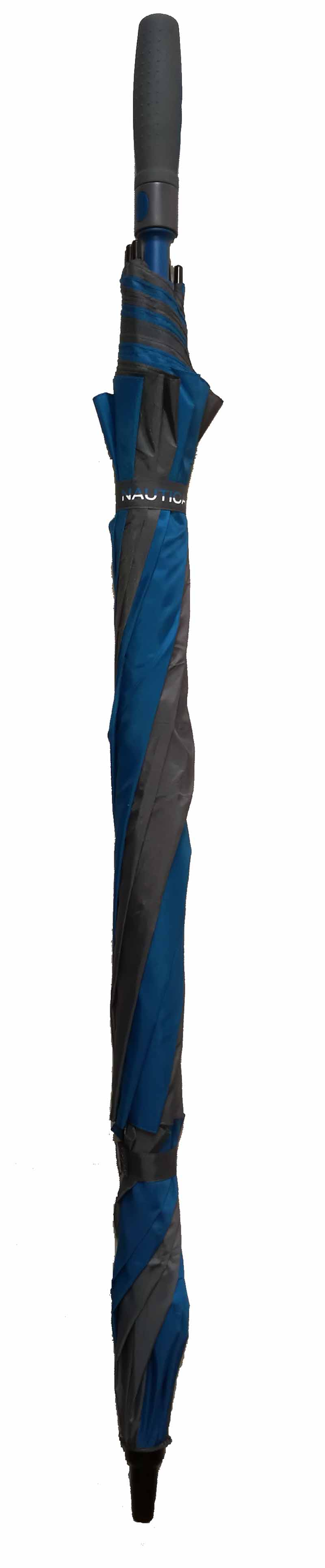 Sombrilla de golf Nautica gris 68 03
